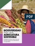 Biodiversidad Para Una Agricultura Sostenible