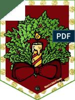 Cartel Feliz Navidad Meep
