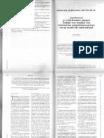 Una lectura sistémica constructivista en el ámbito de un servicio de internación psiquiátrica en el espacio de un Hospital General