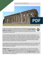 EL PARQUE ARQUEOLÓGICO DE PAESTUM.docx