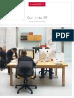 Comforto29 Catalog