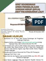 Presentasi Dplh Rumah Sakit