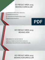 Key Result Area Sekolah