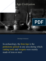 Iron Age Civilization
