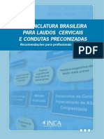 Nomenclatura Brasileira Para Laudos Cervicais