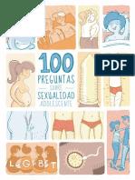 100 preguntas sobre sexualidad