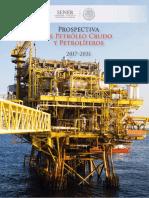 Prospectiva Pretoleo Crudo y Petroliferos 2017-2031