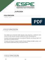 CICLO ERICSSON