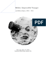 Georges Melies-impossible Voyager Program-notes