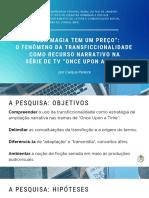 Slide Defesa TCC - Caíque Pereira