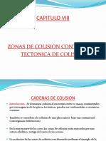 CAP. VIII .- Cadenas de Colision Intracontinentales