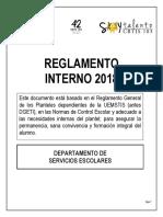 A.10 Reglamanto Interno 2018