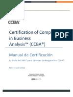 CCBA-Handbook 2012 Spanish v2