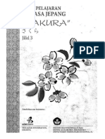 The Japan Foundation Buku Pelajaran Bahasa Jepang SAKURA Jilid 3. Intro