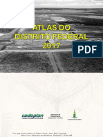 Atlas Do Distrito Federal 2017