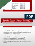 Berpikir Desain (Design Thinking)