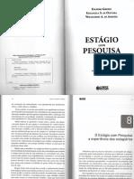 GHEDIN, E. Et All. Estágio Com Pesquisa_Cap.8