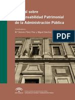 Manual Sobre Responsabilidad Patrimonial de La Adm Pblca