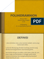 ppt polihidramnion