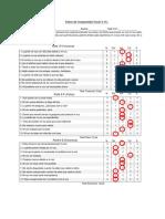 Voice Handicap Index-converted
