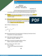 Chemistry 2012 Sol