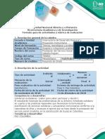 Guía de Actividades y Rúbrica Cualitativa de Evaluación - Fase 3. Paz Colombia