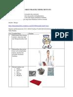 Job Sheet Praktik Tehnik Pemberian Asi