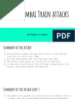 terrorism incident report