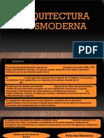 ARQUITECTURA-POSMODERNA