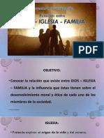 Dios - Iglesia - Familia