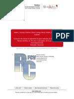 Evaluación Del Sistema de Tratamiento de Aguas Residuales de Industria Avícola