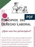 2 Presentación Principios Del Derecho Laboral
