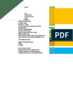 Formulir Pengampunan Pajak Excel Terintegrasi SYARIEF