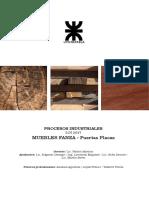 Puertas Placas- Muebles Franza Final