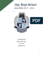 2017-2018 Curriculum Guide