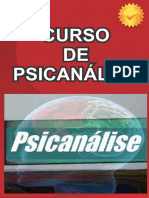 Curso de Psicanálise - Apostila 27