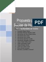 Propuesta Para Bahías de Huatulco