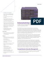 x460 g2 Data Sheet