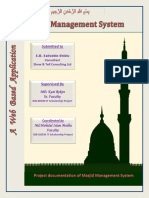 Final Document Masjid Management System