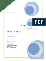 Group 1-Marketing Business Plan