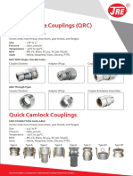 JRE Quick Coupling