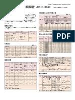 Profil Pipa Standard JIS_G_3444