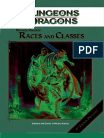 Races and Classes-s