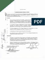 Reglamento Sobre La Responsabilidad Académica y Disciplinaria de Los Miembros de La Comunidad Universitaria