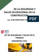 Sesion 3 Ley de Seguridad y Salud en El Trabajo