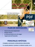 VIOLENCIA ESCOLAR Y SUBJETIVIDAD.pptx