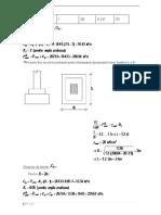 Calcul de Fundatie Izolata