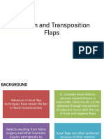 Rotation and Transposition Flaps