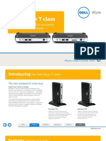 Dell Wyse T Class IA