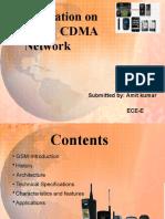 cdma& GSM